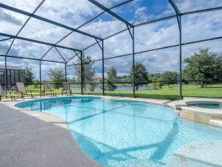 CALABRIA -5 bedroom/4bath - (SB9113) Extraordinary SOUTH FACING POOL/SPA/GAME ROOM/GRILL- Conservat - Central Florida vacation rentals