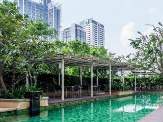 Bangkok City River @BTS Krungthon buri - Bangkok vacation rentals