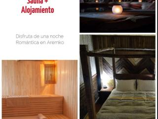 Deluxe Suite in Aremko Aguas Calientes - Puerto Varas vacation rentals