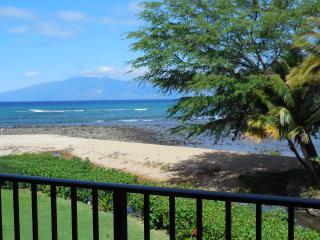 Maui@KAHANA VILLAGE OCEANFRONT ON A PRIVATE BEACH - Napili-Honokowai vacation rentals