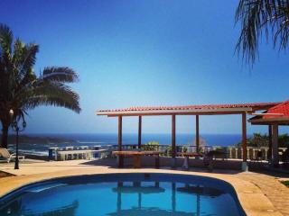 2 acre lush private property with amazing view - Nosara vacation rentals