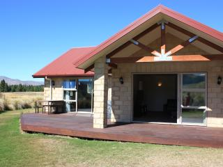 SAM'S PLACE - Lake Tekapo vacation rentals