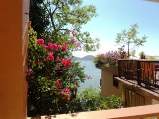 One Bedroom apartment ocean front balcony Zihuatanejo - Zihuatanejo vacation rentals