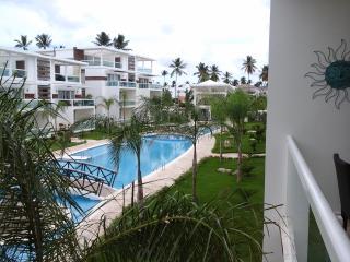 Costa Hermosa Beautiful 2 bedrooms condo in brand - Punta Cana vacation rentals