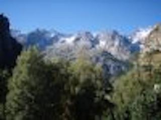 trilocale con vista sulla catena del monte Bianco - Courmayeur vacation rentals