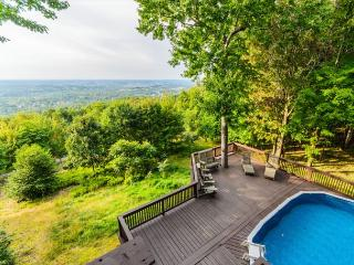 Laurel View Retreat -The most spectacular view awaits you! BEST SELLER!! - Chalk Hill vacation rentals