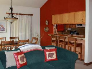 2 bed+loft /2 ba- RENDEZVOUS #A5 - Teton Village vacation rentals