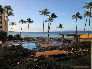 Sugar Beach Resort 1 Bedroom Ocean View 205 - Kihei vacation rentals