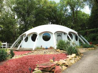 Dome Sweet Dome! As seen In Pittsburgh Magazine - Pittsburgh vacation rentals