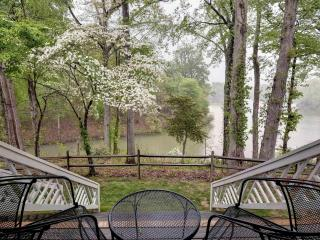 Kingsmill Condo - 3 Bedrooms on Wareham's Pond - Williamsburg vacation rentals