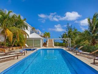 Luxurious Captain Cook Villa, king suites with private access, pool and spa - Saint Barthelemy vacation rentals