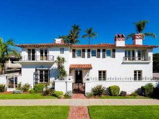 Historic Coronado - spacious luxury villa with pool, hot tub & easy beach access - Coronado vacation rentals