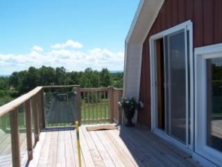 Blomidon Vacation Loft - Nova Scotia vacation rentals
