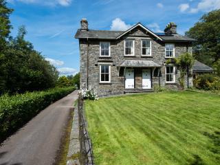 Gillbank Cottage (traditional lakeland slate semi) - Hawkshead vacation rentals