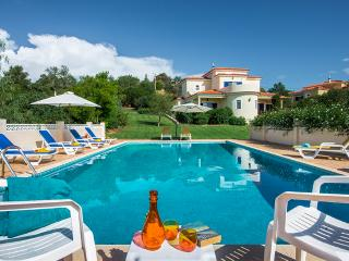 Villa Quina 4 bed, private pool, Air Con & Wi-fi - Alcantarilha vacation rentals