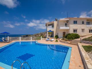 Villa Penelope with stunning views to the sea - Chania vacation rentals