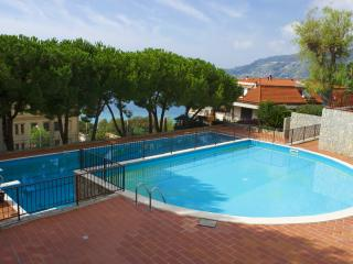 Elettra - Apt by the pool with garden and tennis - Diano San Pietro vacation rentals