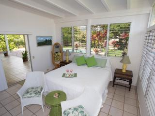 Tropical Kailua Studio on the Water w/Private Pool - Lanikai vacation rentals