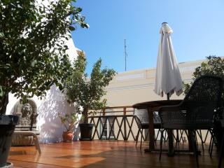 Entire HOUSE + sunny TERRACE in HISTORIC CENTER - La Palma vacation rentals