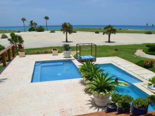 Spectacular Oceanfront Villa Cap Cana-Full Staff - Punta Cana vacation rentals