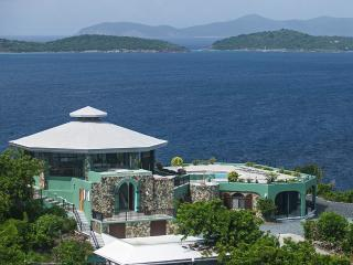 Villa Fantasia, St. Thomas,USVI - 360 Degree View - Saint Thomas vacation rentals