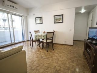 Two room, 505 ft², Central, Cheerful, Safe! - Buenos Aires vacation rentals