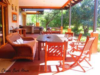Chumbi Bush House - Hluhluwe Game Reserve vacation rentals