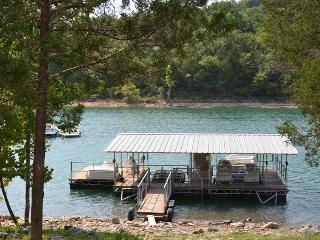 Lake Table Rock Lakefront Cabin with boat slip! - Branson vacation rentals