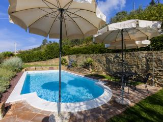 3 Bedroom Hilltop Villa with a Pool in Cortona - Cortona vacation rentals