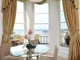 Apartment 8 Astor House Warren Road Torquay TQ2 5TRNo 8 premier one bed apartment with balcony sleeping 2-4 - Shaldon vacation rentals