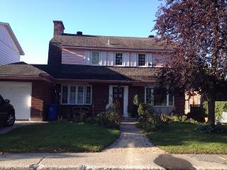 Beautiful neighborhood Home on Quiet Tree Lined Street - Quebec vacation rentals