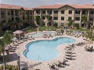 3 Bedroom Condo In The Bella Piazza Resort. 906CP-423 - Orlando vacation rentals