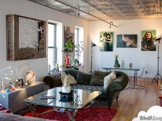 3bdrm- 4 beds in Artist Loft!! ---key id 666 - Staten Island vacation rentals