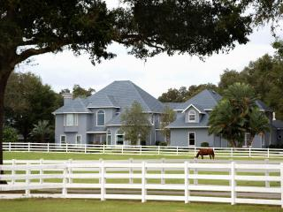 Luxury 8 Bedroom Great House on Equestrian Resort - Ocala vacation rentals