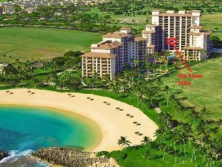 Ocean Tower 2 Bedrm Villa with Pool & Ocean View - Kapolei vacation rentals