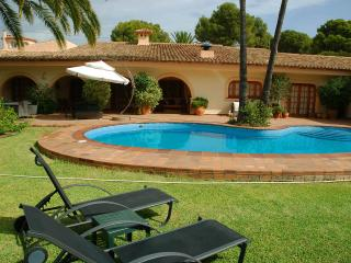 Calpe Los Pinos  A truly outstanding holiday villa - Calpe vacation rentals