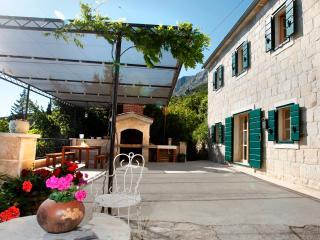 Charming stone villa Lucija - Ruskamen vacation rentals