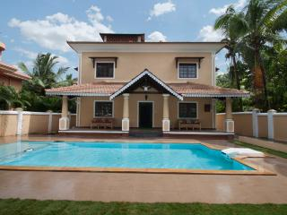 7BHK Luxury Villa with Private Swimming Pool - Calangute vacation rentals
