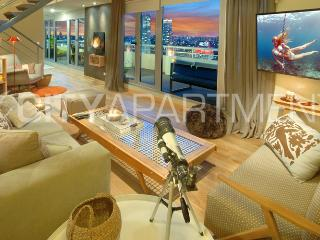 23rd floor Palermo SOHO (QP6) JAW DROPPING views! - Capital Federal District vacation rentals