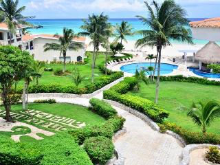 Stunning Oceanfront Apartment 7111 - Playa del Carmen vacation rentals