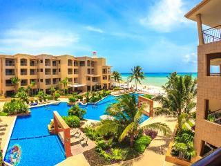 Ocean Front Condo with Sunrise and Ocean Breeze! - Playa del Carmen vacation rentals