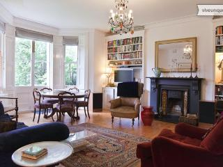 3 bed garden flat in Upmarket Hampstead, Arkwright Road - London vacation rentals