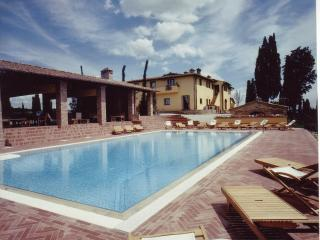 Villa il Guercino - Montaione vacation rentals