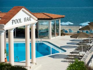 Caretta Beach Apartment with pool on beach - Crete vacation rentals
