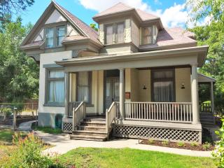 Historic Manor House in Downtown Salt Lake City - Salt Lake City vacation rentals