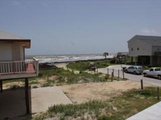 Rendezvous at this five bedroom Pirates Beach home only steps to the sand. - Galveston vacation rentals