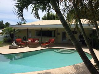 Luxury Private Vacation Pool Home - Bike to Beach! - Florida Central Atlantic Coast vacation rentals