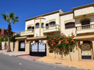 2 air-conditioned bedroom ground floor apartment - Rabat vacation rentals