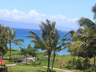 Ocean View at the Best Luxury Resort on Ka'anapali Beach! 5 Star Hotel Amenities - Pacific Blue at 346 Konea - Maui vacation rentals