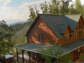 Brown Bear Lodge ~ RA47291 - Bryson City vacation rentals